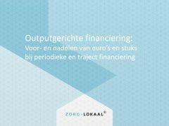 Voor- en nadelen van euro's en stuks bij outputgerichte financiering